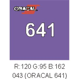 Oracal 641 Lavender 043