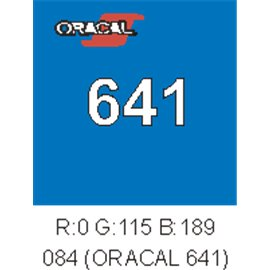 Oracal 641 Sky Blue 084