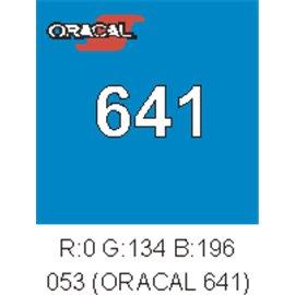 Oracal 641 Light Blue 053