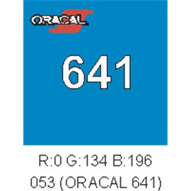Oracal 641 Light Blue 053