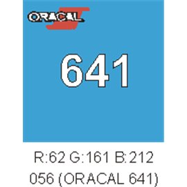 Oracal 641 Ice Blue 056