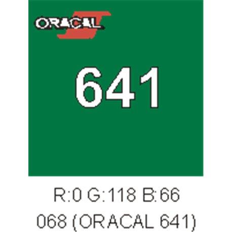 Oracal 641 Grass Green 068