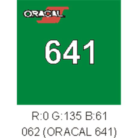 Oracal 641 Light Green 062