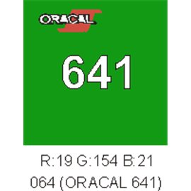 Oracal 641 Yellow Green 064