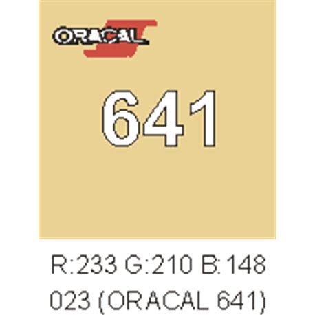 Oracal 641 Cream 023