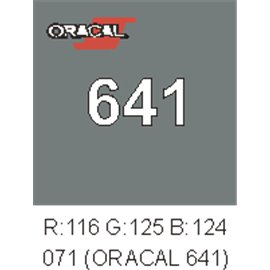 Oracal 641 Grey 071