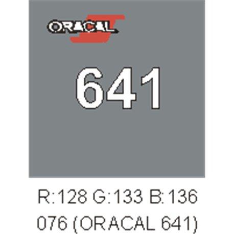 Oracal 641 Telegrey 076