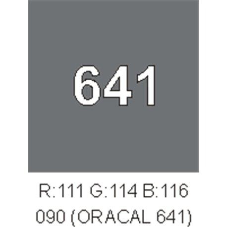 Oracal 641 Plata 090