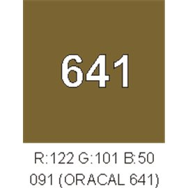 Oracal 641 Oro 091
