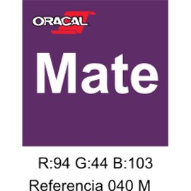 Oracal 631 Violeta 040 MATE