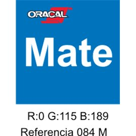 Oracal 631 Sky Blue 084 MATE