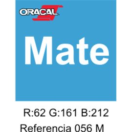 Oracal 631 Ice Blue 056 MATE