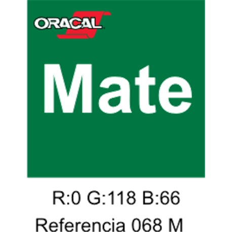 Oracal 631 Grass Green 068 MATE