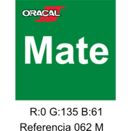 Oracal 631 Light Green 062 MATE