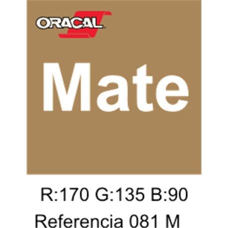Oracal 631 Light Brown 081 MATE