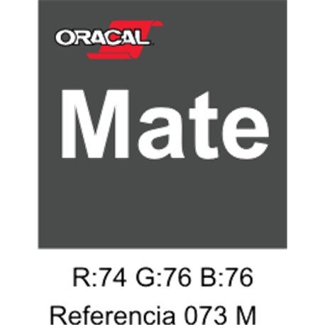 Oracal 631 Dark Grey 073 MATE