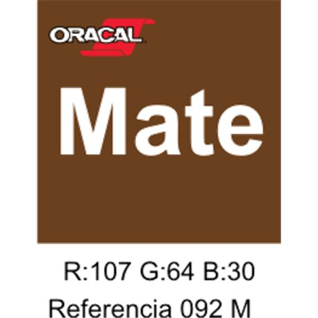 Oracal 631 Bronce 092 MATE