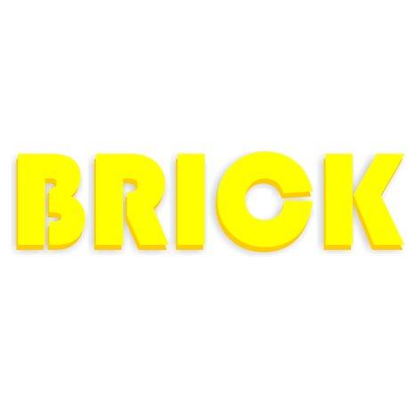 Siser Brick 1000 Amarillo
