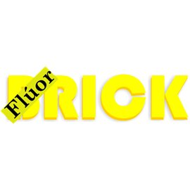 Siser Brick 1000 Amarillo Fluor