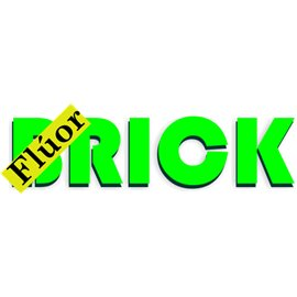 Siser Brick 1000 Verde Fluor