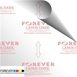 Papel transfer Forever Dark