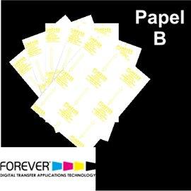 Papel B Forever Laser Dark CMYK No Cut DINA4