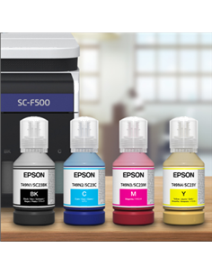 Tinta Sublimación EPSON 140ml