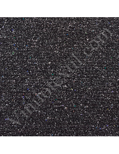 Siser Glitter 2 Galaxy Black