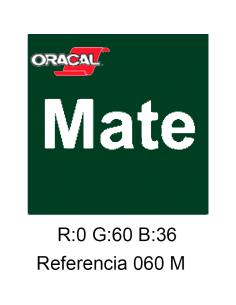 Oracal 641 Dark Green 060 MATE