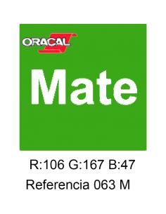 Oracal 641 Lima 063 MATE