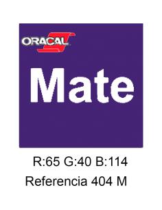 Oracal 641 Purple 404 MATE