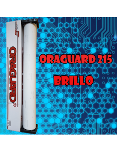 Oraguard 215 : Brillo