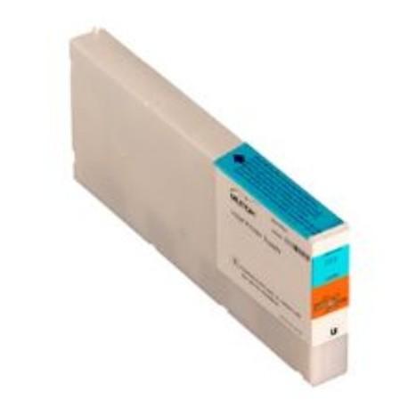 Cartucho de tinta Ecosolvente Ultra cyan 220 ml.