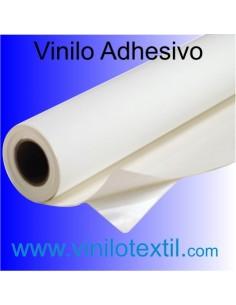 Vinilo adhesivo blanco brillo o mate