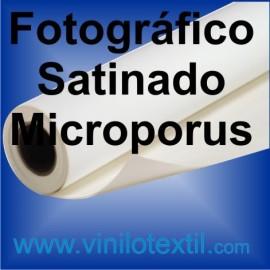 Papel fotografico satinado 270gr..