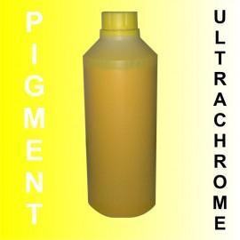 Tinta Pigment Amarilla 1L.