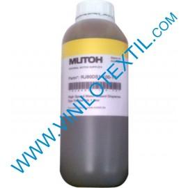 Tinta de sublimacion Mutoh RJ80DS1-100-YE