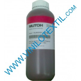 Tinta de sublimacion Mutoh RJ80DS1-100-MA