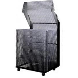 Rack de secado 50 bandejas