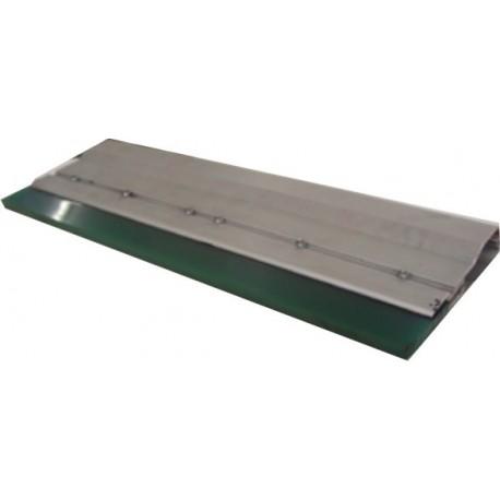 Porta regleta aluminio