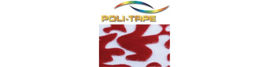 Vinilo textil flocado poliflex