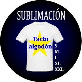 Camisetas Sublimación