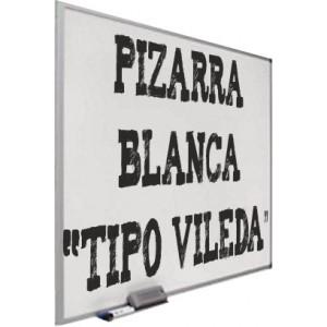Pizarra Blanca tipo Vileda