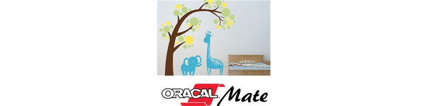 Oracal 641 mate