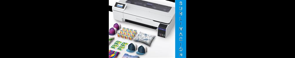 Impresoras sublimación pequeño formato
